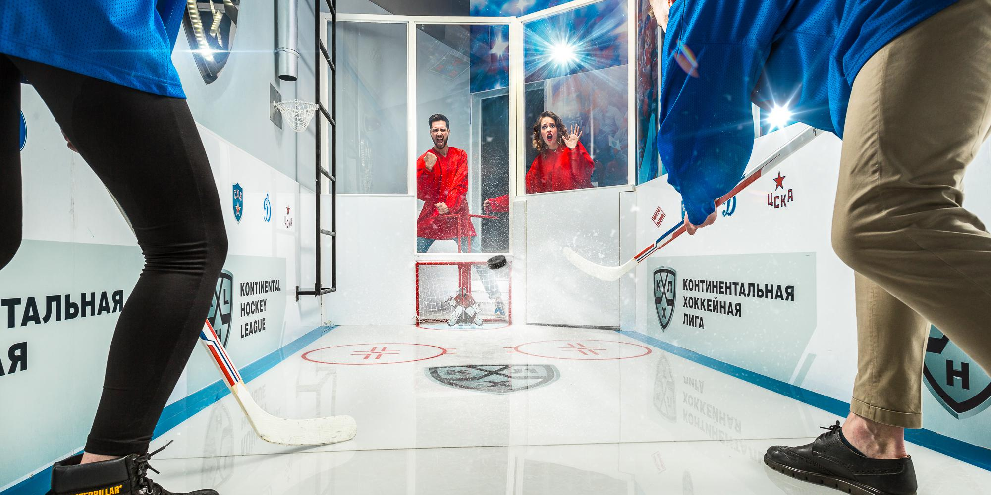 Квест «Ледовое побоище» в Москве