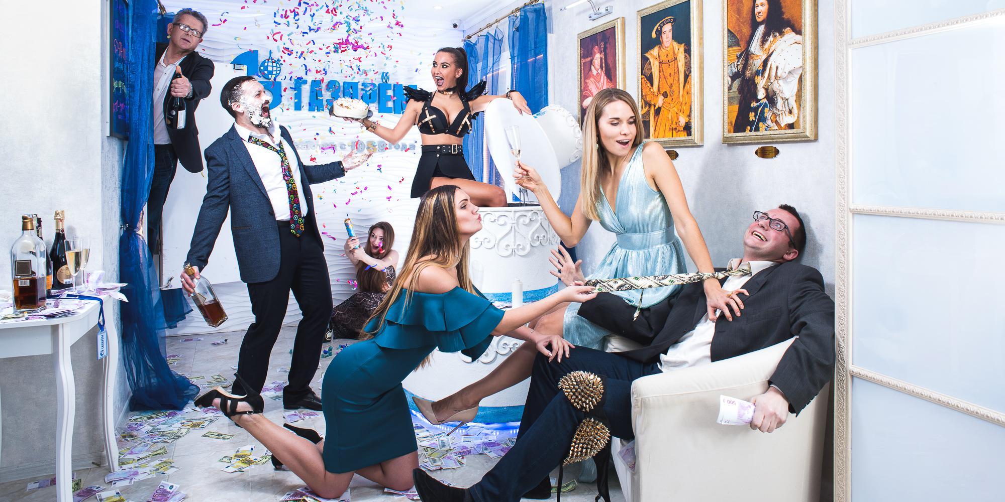 Фотография квеста ««Gosprom» corporate party»