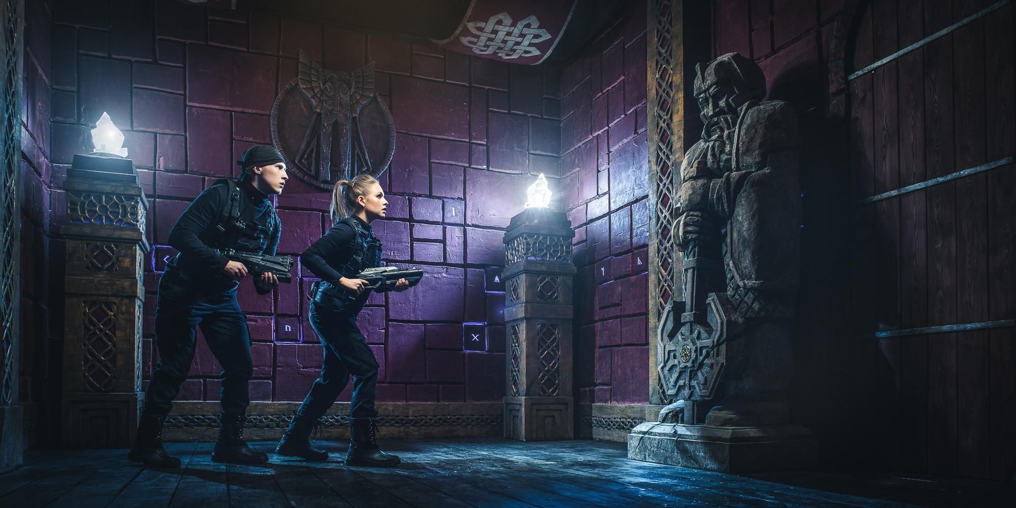 Фотография квеста «Подземелье Красных Гномов»