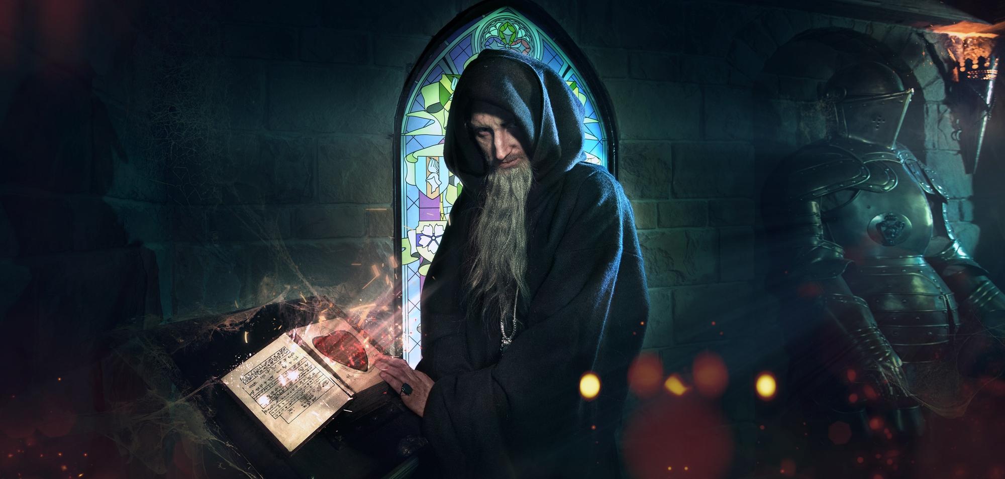 Фотография квеста «Тайны Средневековья»