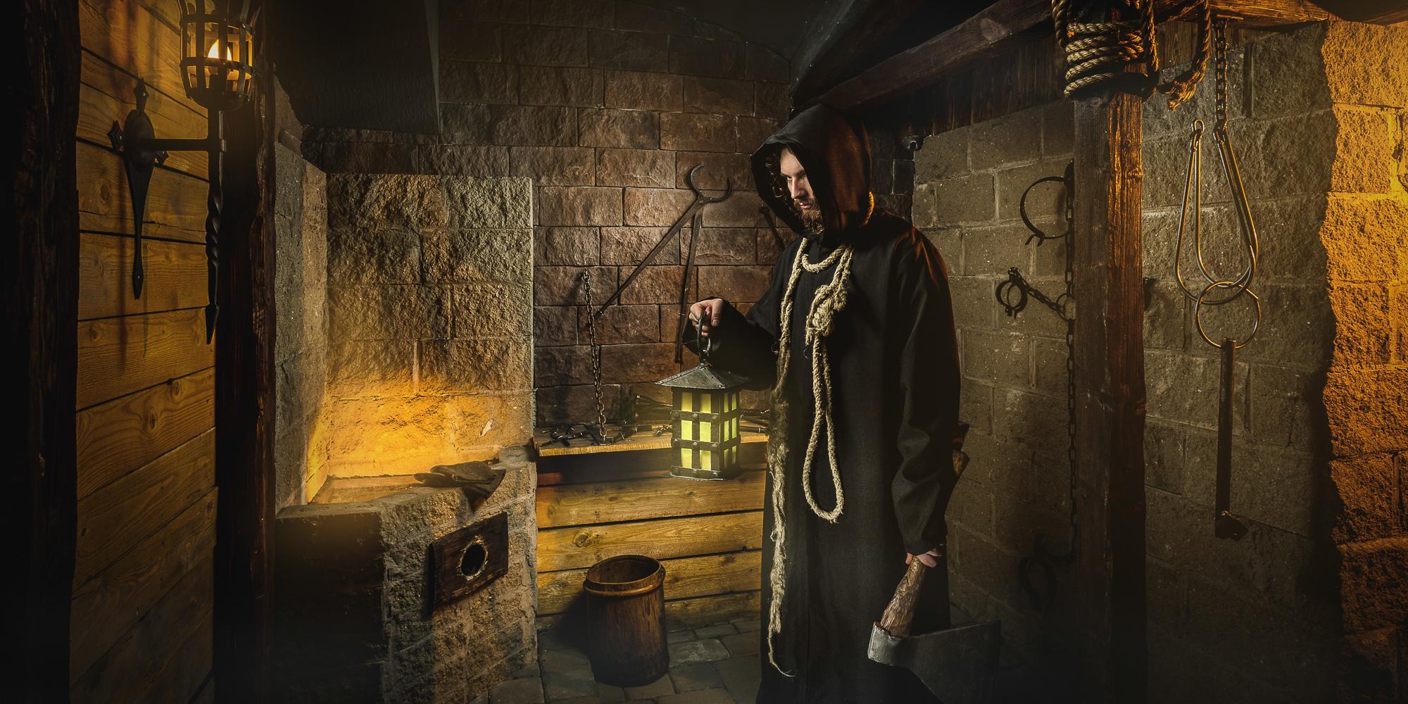 Фотография квеста «The Dungeon prisoners»