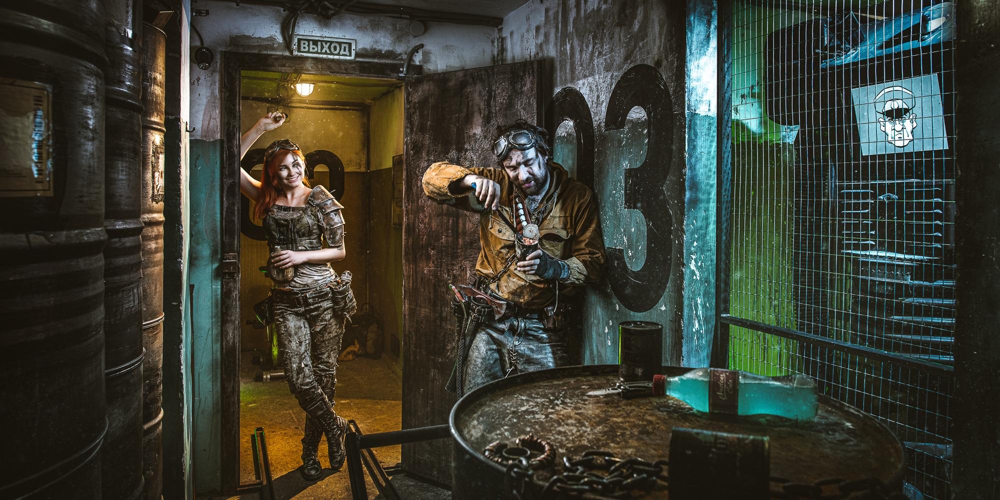 Квест Убежище 13. Возрождение в Москве