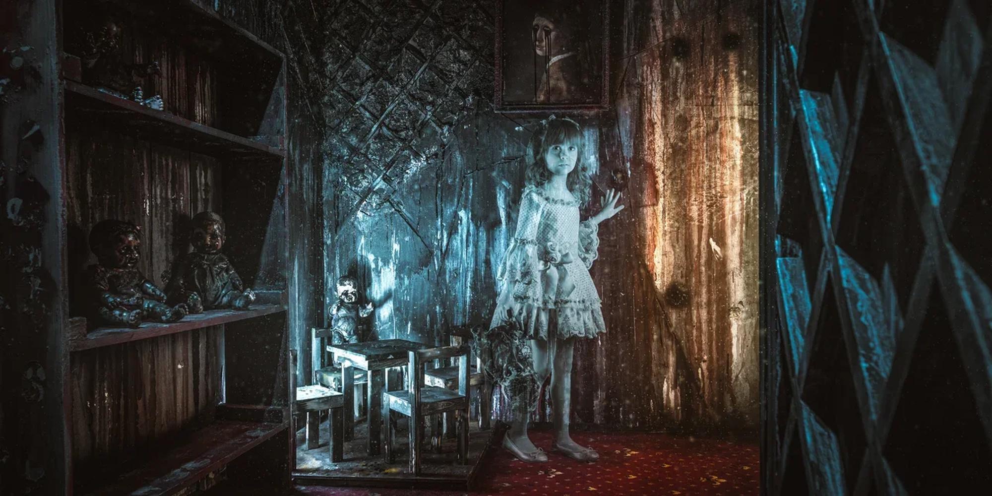 Фотография квеста «Online. Дом призраков»