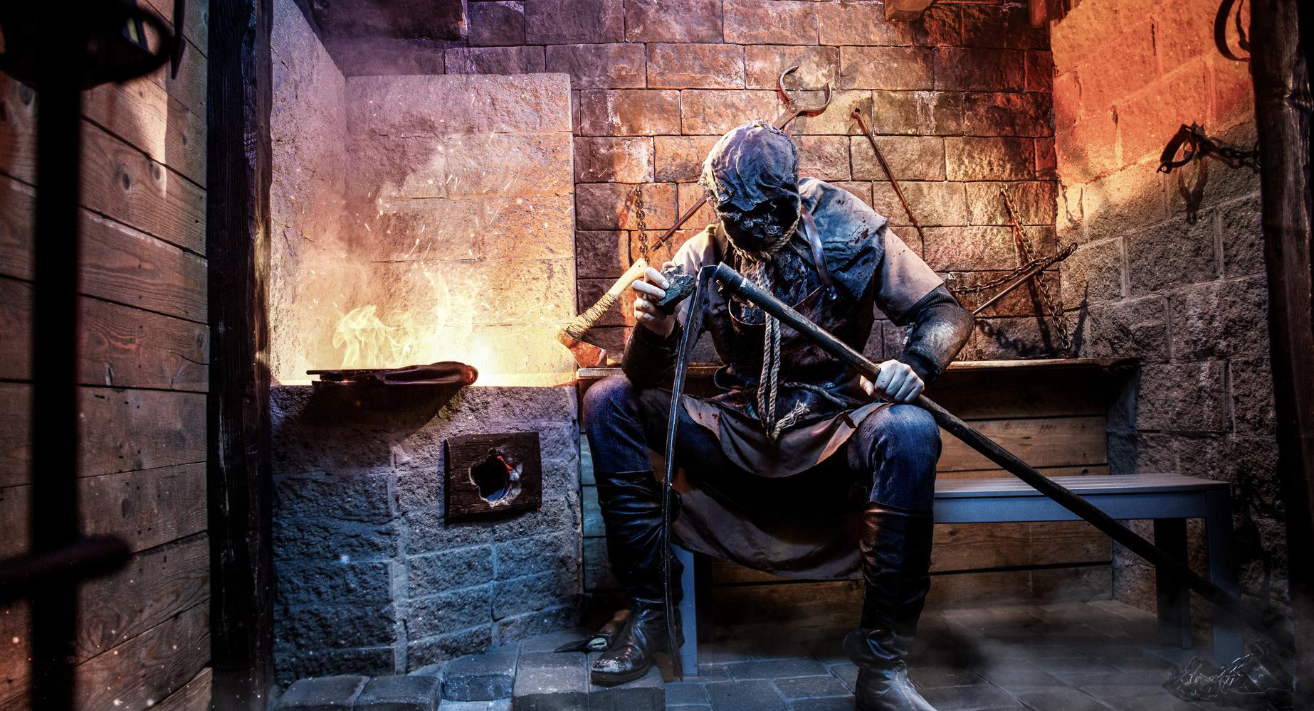 Фотография квеста «Inquisition»