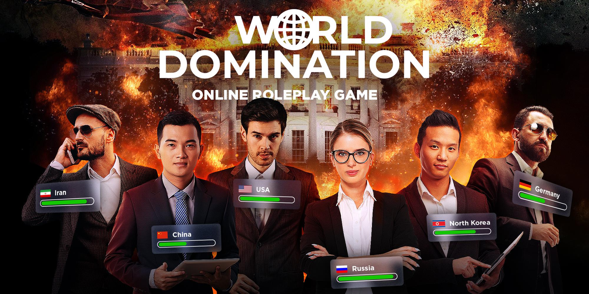 Фотография квеста «Online. Global dominance»