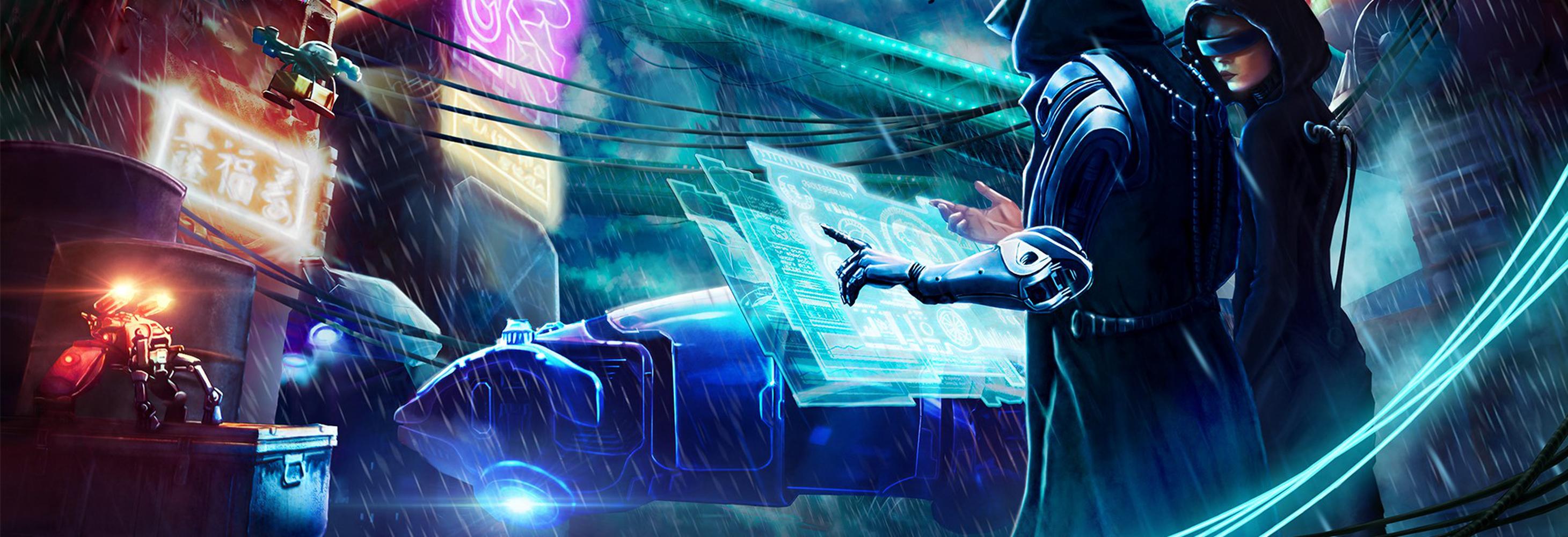 Фотография квеста «Cyberpunk»