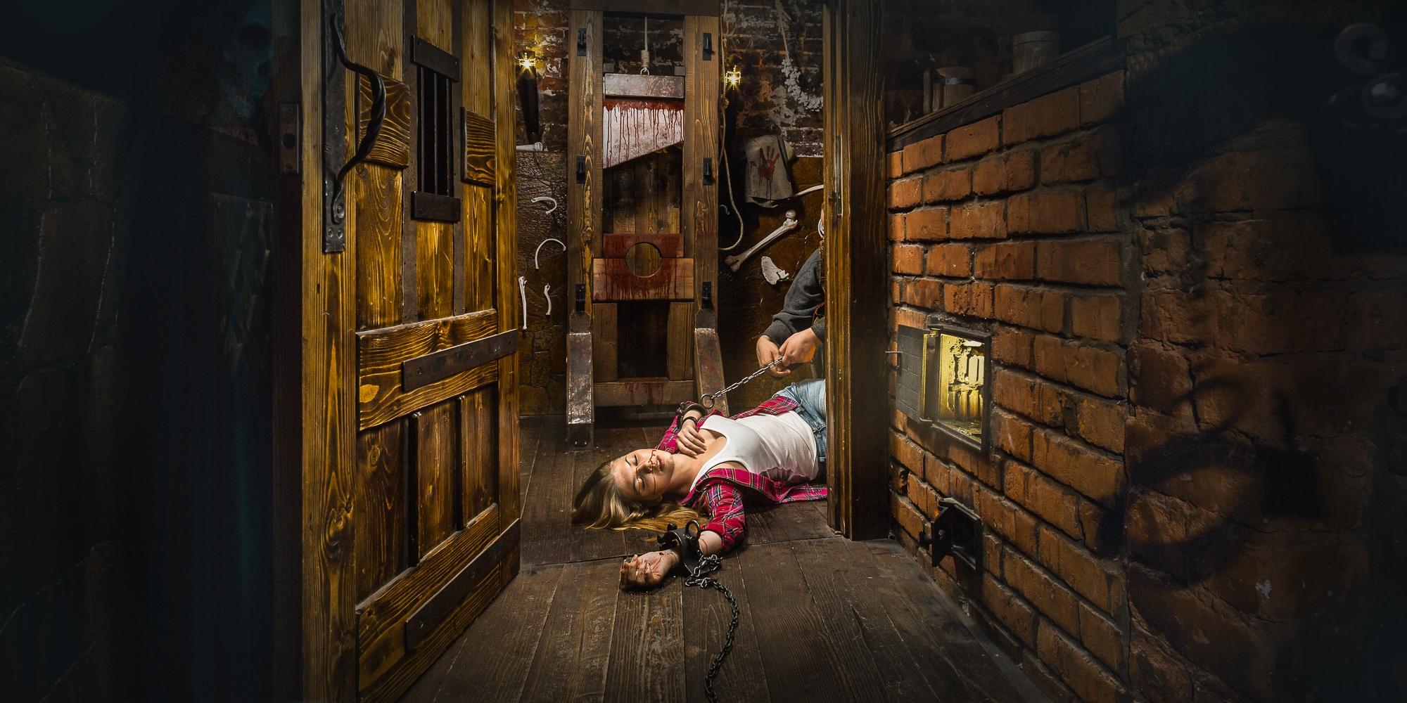 Фотография квеста «Curse of a dead one»