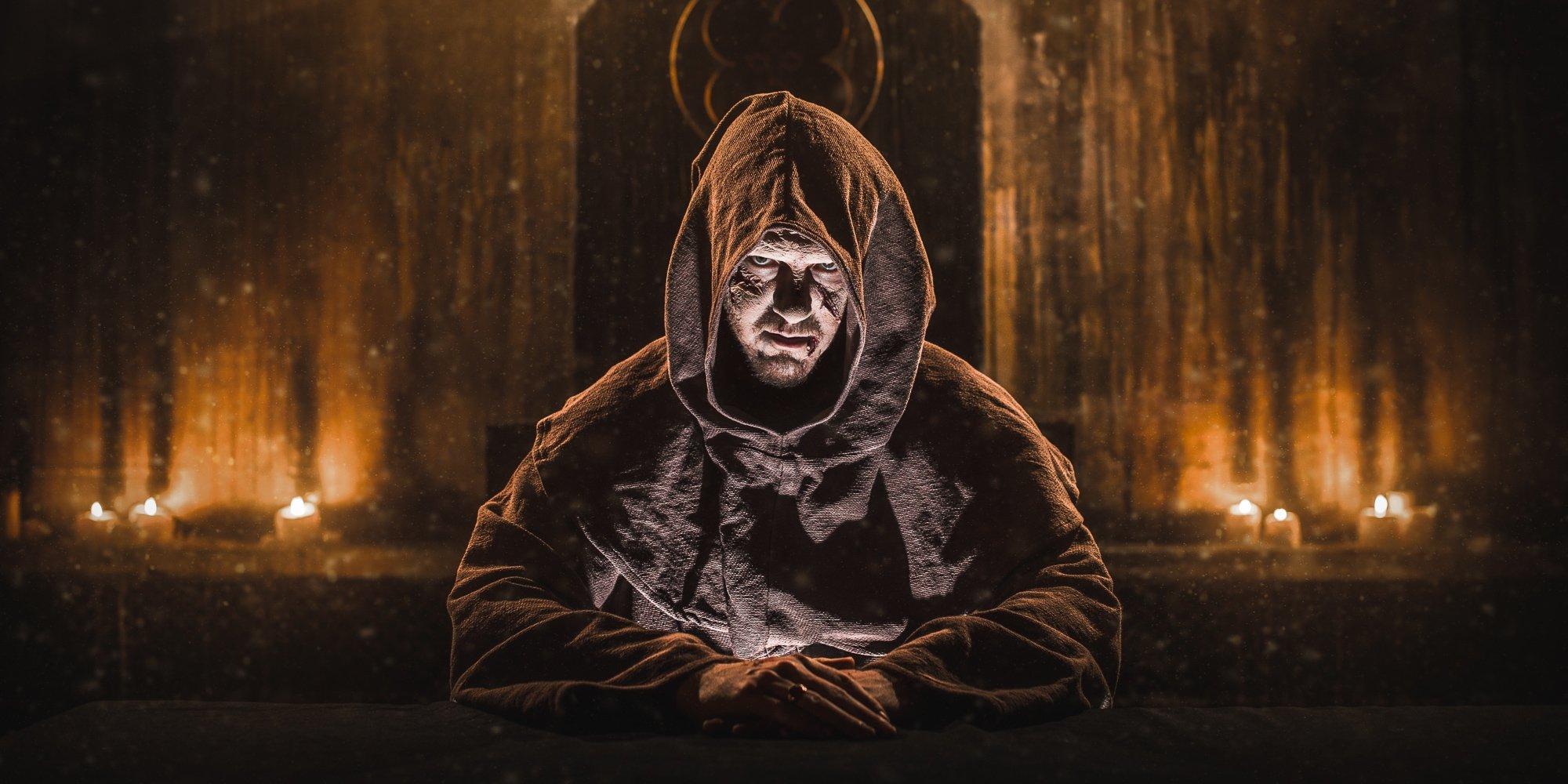 Фотография квеста «Проклятый монастырь»