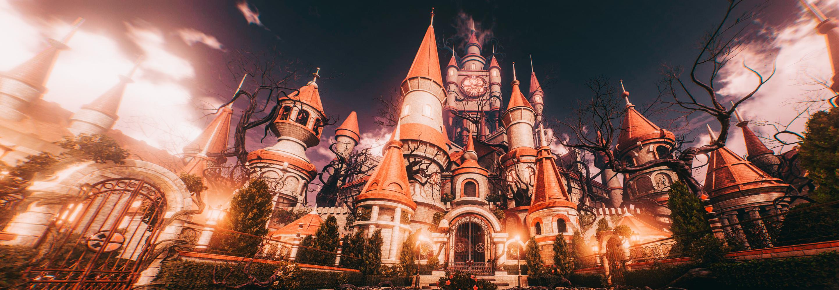 Фотография квеста «Alice and the enchanted time»