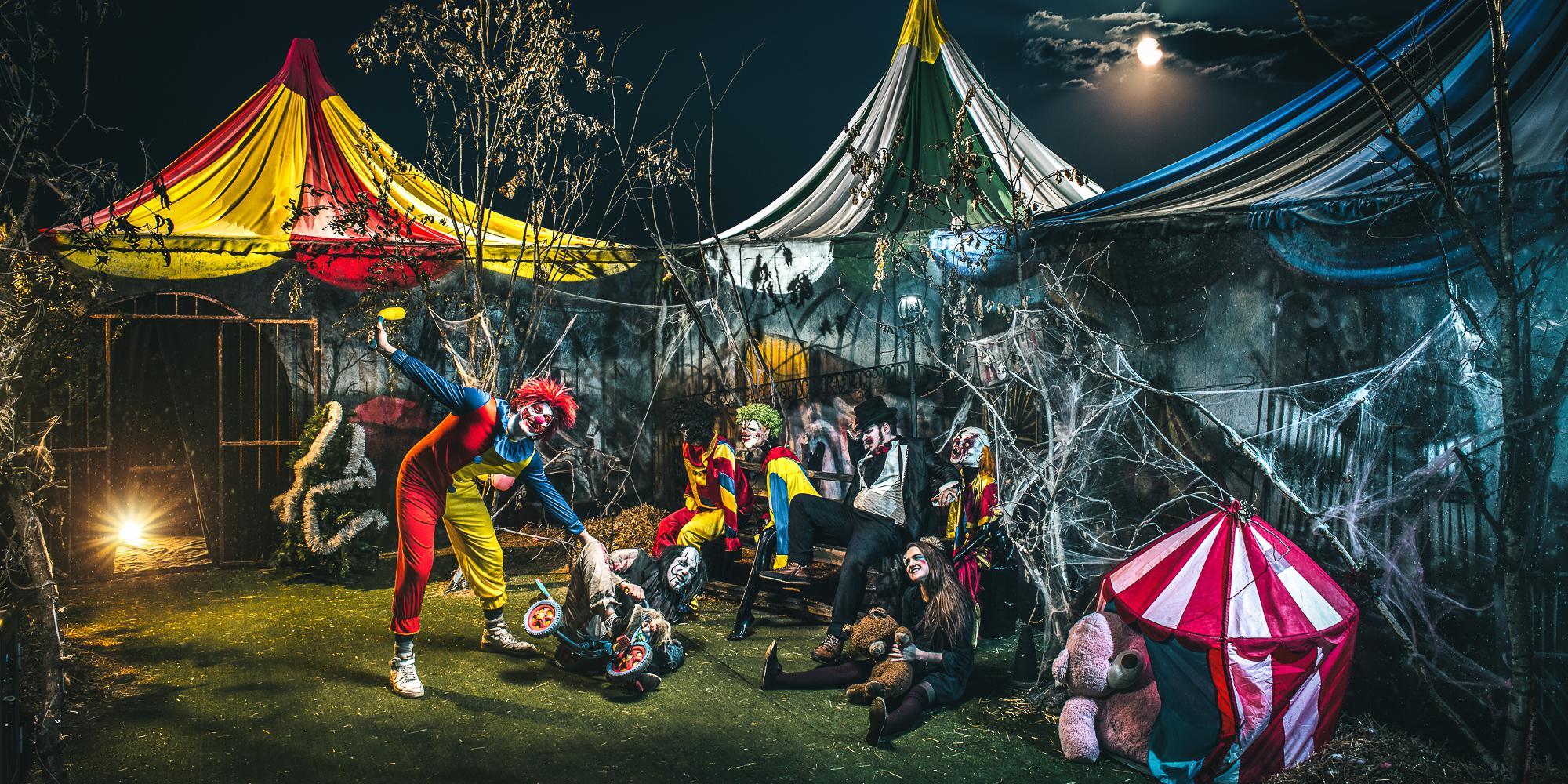 Фотография квеста «The Wrong Circus»